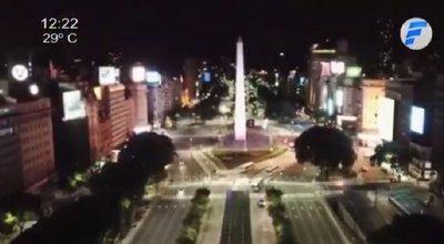 Aumento de casos en Argentina obligan a restringir circulación