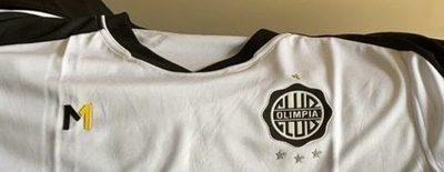 ¿Será?: Filtran la posible nueva camiseta 2021 de Olimpia