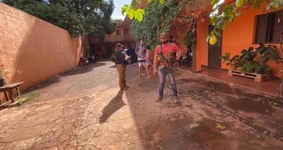 SENAD: Incautan marihuana prensada en Pedro Juan Caballero