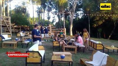 Mundo Empresarial: Casa Corona habilita su local en San Bernardino