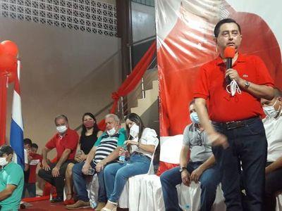 Cuestionado concejal lanza precandidatura a intendente de CDE