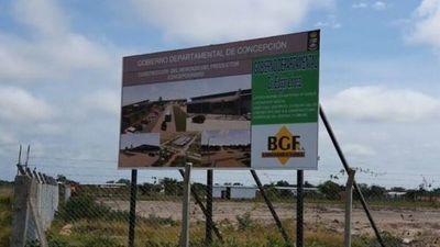 Gobernación de Concepción sin recursos para continuar la obra del mercado de abasto