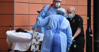 La Nación / COVID-19: en tres días se confirmaron más de 3.300 casos positivos en el país