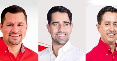 La Nación / Precandidatos en CDE: fuerte lobby colorado con vistas a las internas de junio
