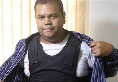Martín Pocho denunciado por propinar brutal golpiza a su pareja pasará la noche en el calabozo