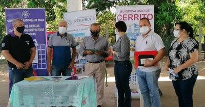 La Nación / MIC impulsa asistencia para formalización de mipymes en Ñeembucú