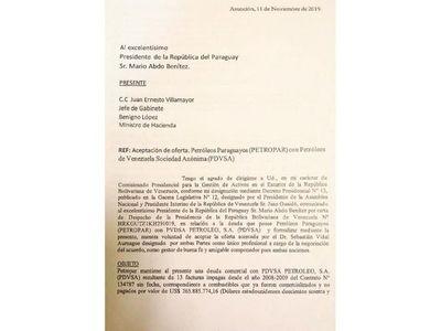 El cartismo acompañaría pedido de interpelación a Villamayor y Lichi