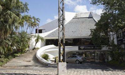 Pindú: arquitectura y discursos de poder