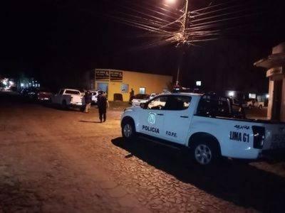 HOY / Policía repele ataque de narcos del PCC en PJC