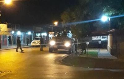 Grupo criminal atacó sede de investigaciones de la Policía