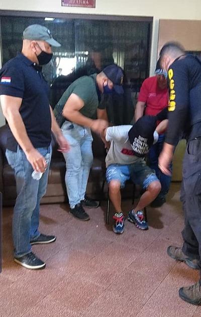 Policía detuvo a líder del PCC y repele a grupo armado que intentó rescate