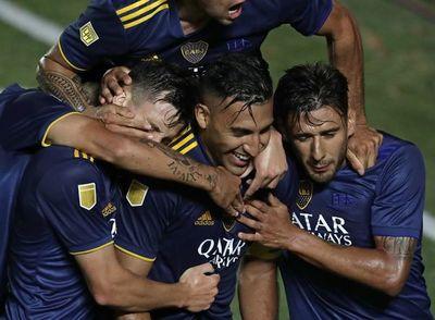 Boca se clasificó a la final