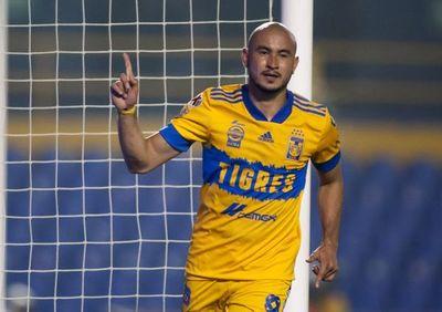 El primer tanto de González con Tigres