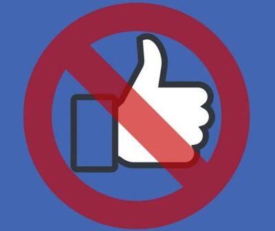 """¡Adiós a los likes! Facebook elimina el botón """"Me gusta"""""""