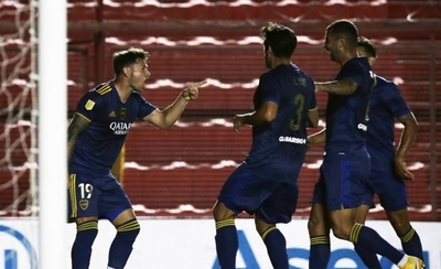 HOY / Boca igualó con Argentinos y se clasificó a la final de la Copa Maradona