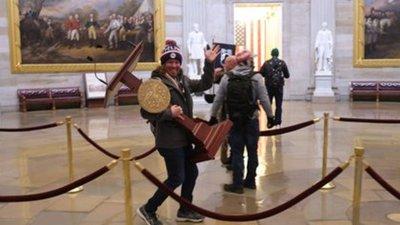 EEUU: Detienen a los principales participantes del asalto al Capitolio