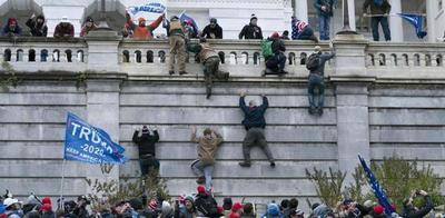 Detienen a los principales participantes del asalto al Capitolio