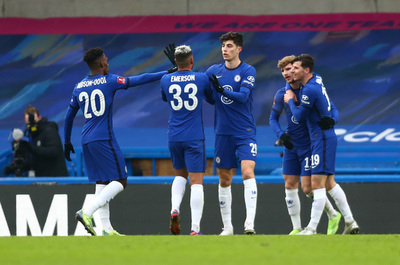 Chelsea supera la tercera ronda de la FA Cup