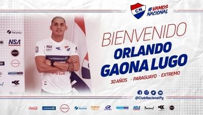 HOY / Nacional renueva contratos y asegura a Gaona Lugo