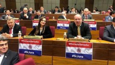 Bancada de HC en Diputados definirá mañana si apoya interpelación a Villamayor y Lichi