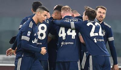 Juventus redobla esfuerzos para vencer al Sassuolo