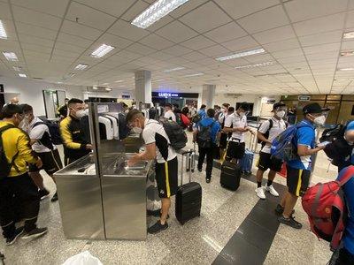Coquimbo Unido ya descansa en Paraguay