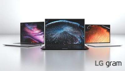 LG presentará su nueva línea de laptops ultraportátiles LG Gram en el CES 2021