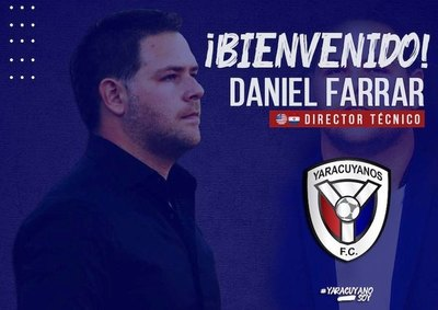 Crónica / Daniel Farrar fue al fútbol de Venezuela