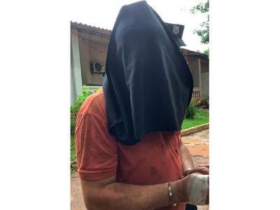 Detienen a hombre que quiso violar a una joven en la calle