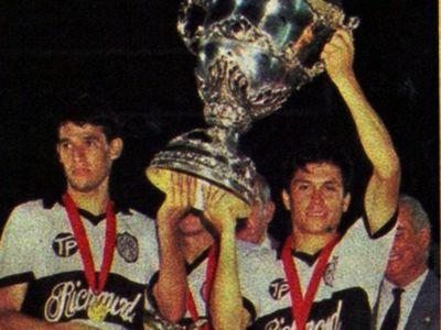 Olimpia recuerda 30 años de la Supercopa