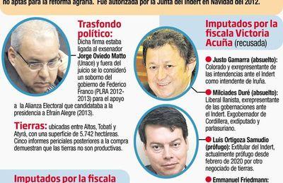 En  13 días, la Justicia blanquea tres emblemáticos casos de corrupción