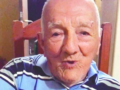 La novia que busca abuelo de 102 puede ser de cualquier edad