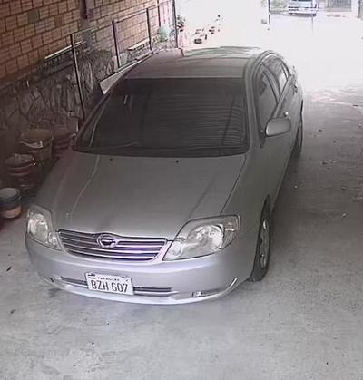 Lambaré: asaltan a una pareja y roban su vehículo