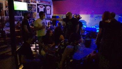 17 locales nocturnos de Asunción fueron intervenidos por incumplimiento de medidas sanitarias