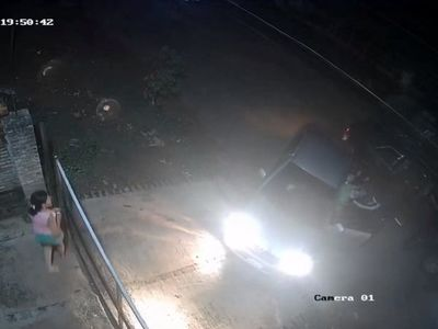 Roban auto en asalto a mano armada en Lambaré