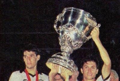 HOY / Hace 30 años Olimpia se hacía supercampeón