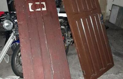 Centro de Asunción: delincuentes roban puertas de la Facultad de Odontología
