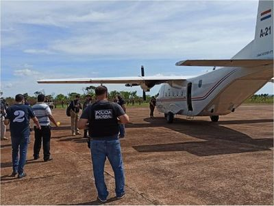 Comando de la Policía resalta labor de agentes por captura de jefe narco