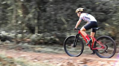 """Sara Torres: """"El ciclismo es una pasión que tengo desde chica"""""""