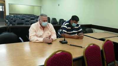 Posponen juicio de OGD y su hijo por estar contagiados de COVID