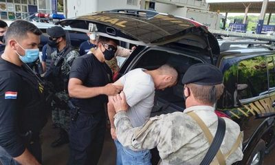 Expulsan por orden de Mario Abdo a líder local del PCC, tras intento de rescate de sede policial – Diario TNPRESS
