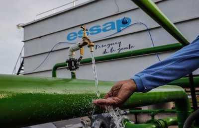 Inauguran planta de Essap para mejorar servicio de agua potable en San Bernardino