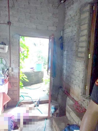 Joven muere electrocutada por un lavarropas mientras limpiaba su casa