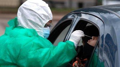 Uruguay alcanzó un nuevo récord de contagios diarios con 1.215 casos de covid-19