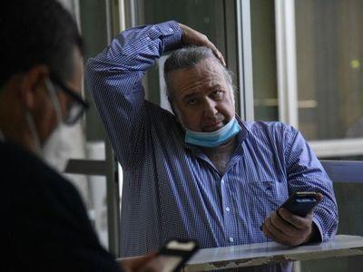 Juicio para Óscar González Daher e hijo fue pospuesto
