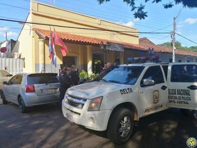 El fin de semana con 4 detenidos en Luque •