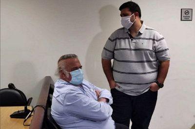 González Daher internado por covid-19 impide la continuidad de juicio oral – Prensa 5