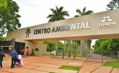 Itaipu proyecta construcción de nuevo zoológico en el Centro Ambiental