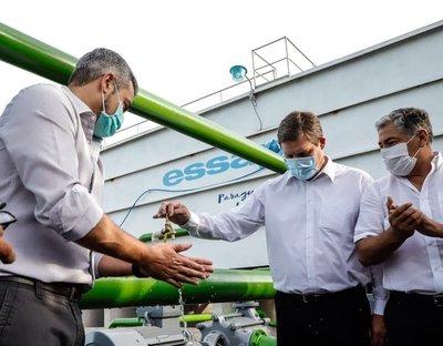 San Bernardino cuenta con otra planta potabilizadora de agua
