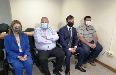 Por Covid, suspenden por segunda vez juicio oral a González Daher •